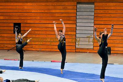 St Charles HS Winter Guard