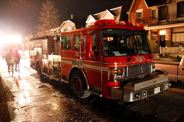 December 19, 2009 - 2nd Alarm - 98 Fern Ave.