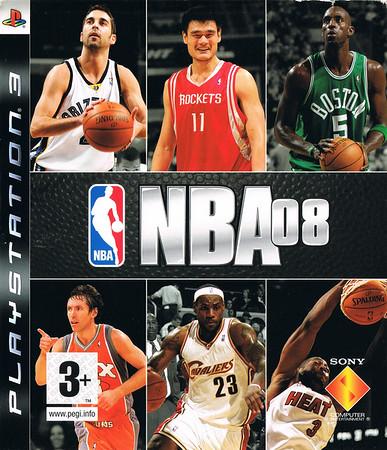 PS3 NBA 08