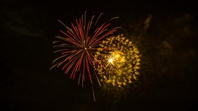 2015 Fireworks Cashiers