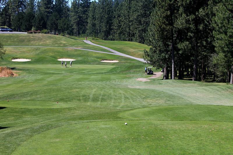 #11, The Creek at Qualchan GC,  Spokane, Wa