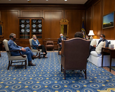 10.22.2020 Meeting with Bradley Gayton and Saxby Chambliss