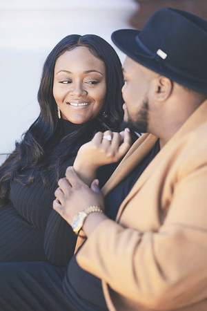 Aiyanna & Jamie Engagement