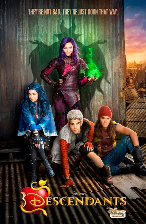 More than 1 million mobile views for Disney DESCENDANTS ahead of tonight's premiere