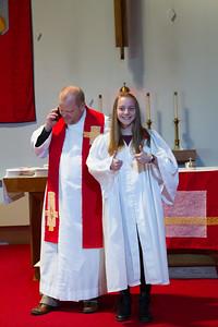 Affirmation of Baptism 2015