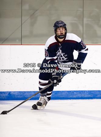 1/14/2014 - Boys Varsity Hockey - Thayer vs Belmont Hill