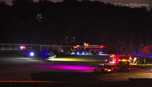 9-14-11 Franklin Lakes, NJ Motor Vehicle Entrapment: Interstate 287 & New Jersey Route 208