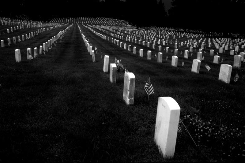 Arlington Cemetery  bw.jpg