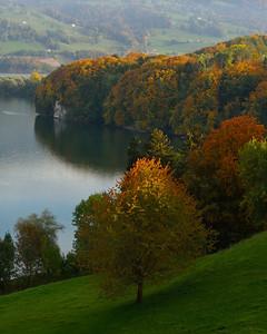 Lac de La Gruyère