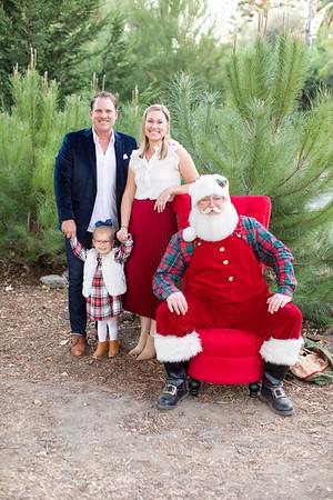 2020 Hanson Santa Visit