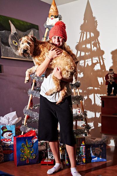 Christmas 2012 (Cat Dog)