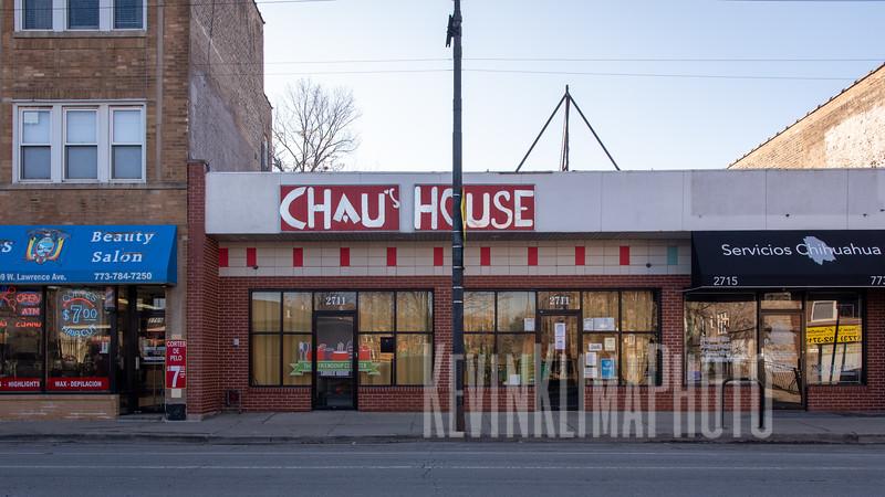 Chau's House
