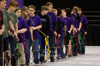 CCS Archery Tournament, December 10