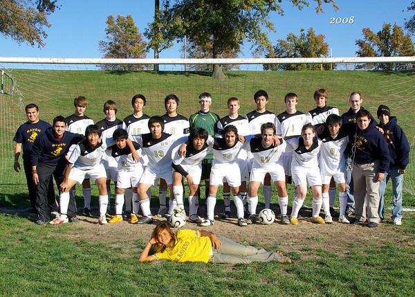 2008 MH-MA Soccer