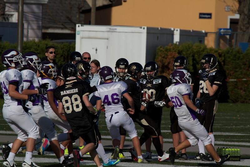 2013; AFBÖ; Mödling Rangers; American Football; Vienna Vikings; U15; Youth
