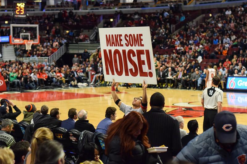 Bucks @ Bulls 12.16.16