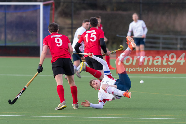 Lichfield 1st XI v Belper - 8 December 2019
