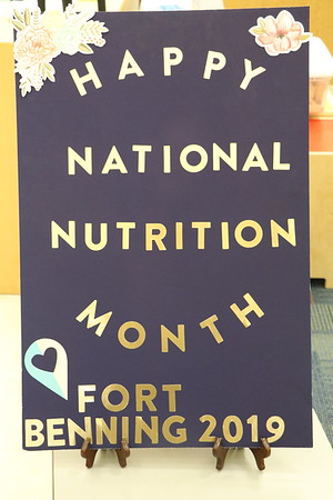 CYS celebrates National Nutrition Month