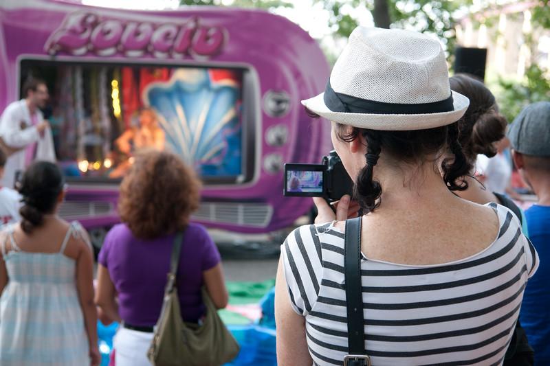 Australian Public Art Show 'Love TV'