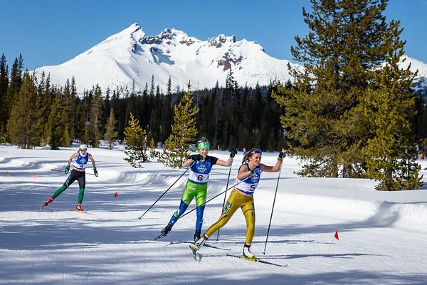 2020 State Championship Skate Race