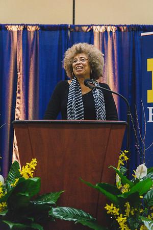 UM Flint | Angela Davis Riverfront Student Lecture