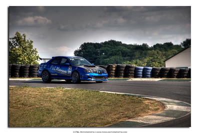 SUBARU:  Summit Point Time Attack
