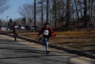 2013 April Fools kids run