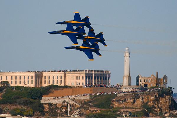Fleet Week 2008 - San Francisco