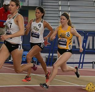 Mile Run Women