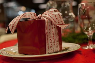 Women's Christmas Dinner 2015