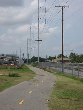 Orleans Parish Levee Bikeway New Orleans, LA
