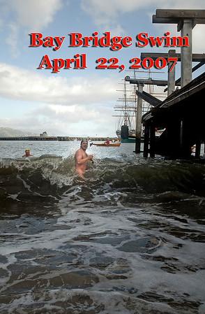 BayBridge Birthday Swim April 22 2007