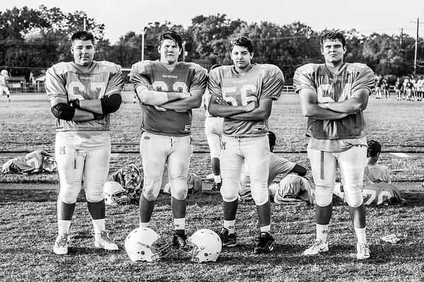 Mac Freshman Vs Roosevelt Football