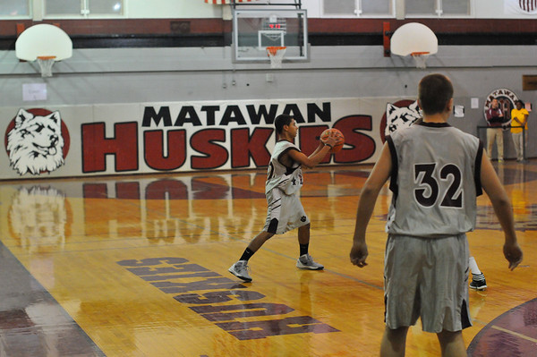 2012 FRESHMAN HOWELL VS MATAWAN