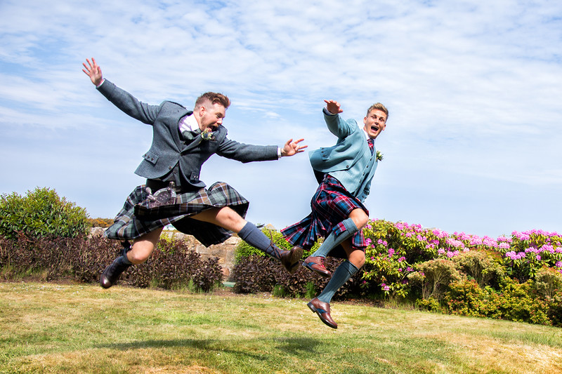 St Andrews Old Course Wedding