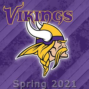 Vikings Spring 2021
