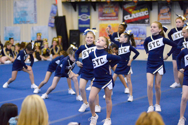 SYC Cheer Show 11-9-2012