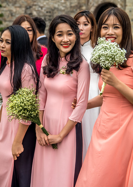 University graduates from University of Hanoi