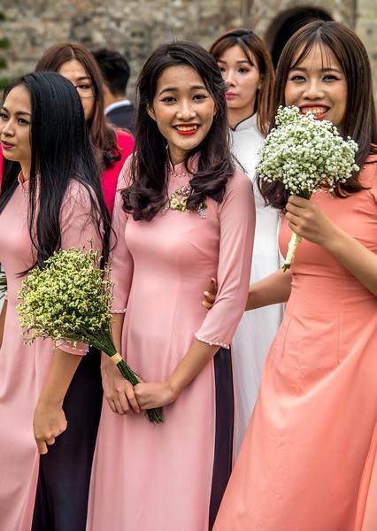 University graduates from University of Hanoi