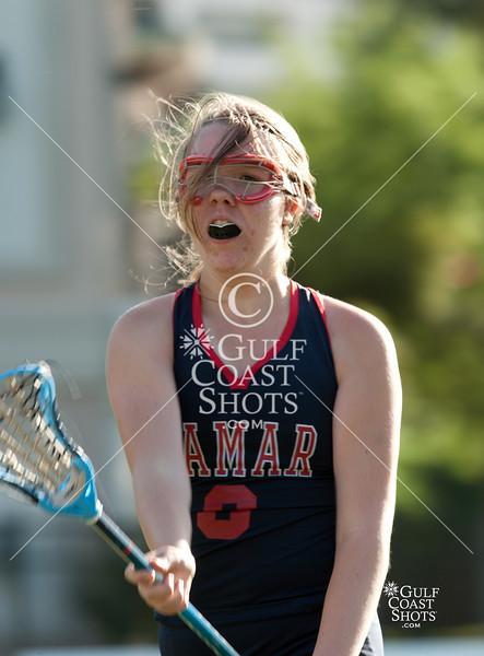 2011-04-04 Lacrosse JV Girls Lamar @ St John's