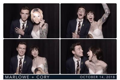 LVL 2018-10-14 Marlowe & Cody