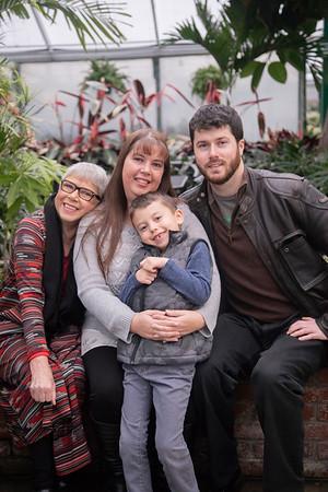Cameron's Family Christmas Minis 2018