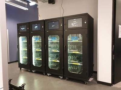 Smart Charging Cabinet