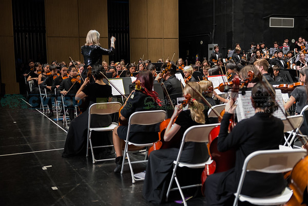 Orchestra 3 (Mostly Middle School)