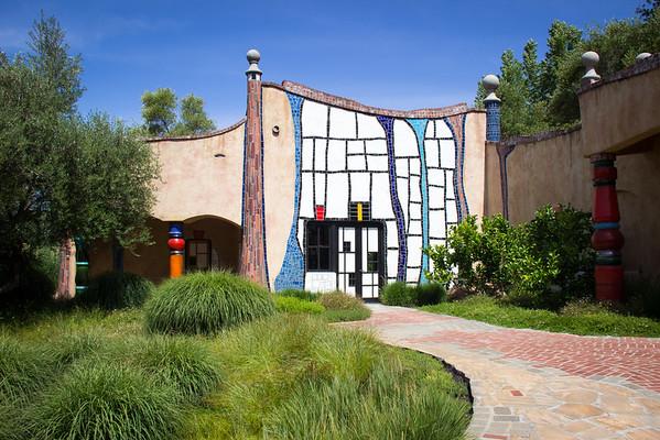 Quixote Winery, Napa, California