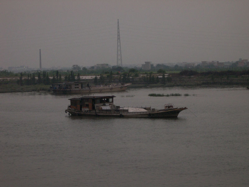 Panyu barge