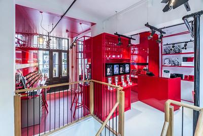 Giorgio Armani Cosmetics Pop Up Boutique