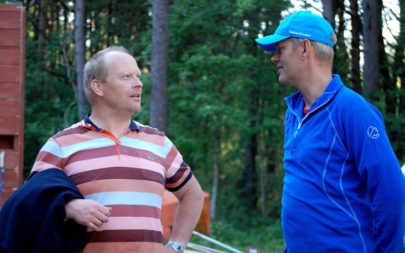 Øyvind og Aage