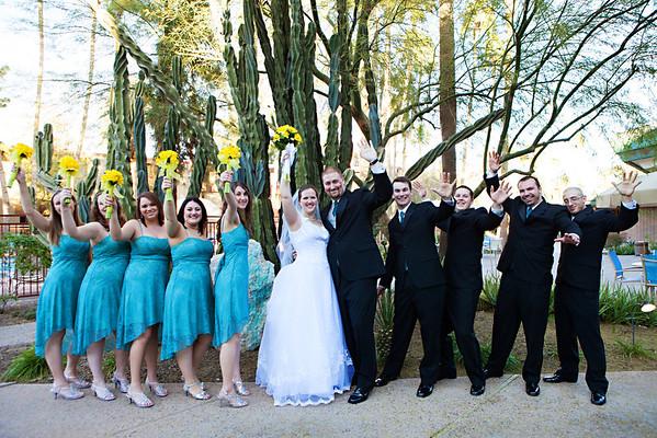 Michelle & Jacob's Wedding {Sneak Peek}