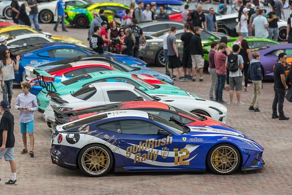 GoldRush Rally 2016 Boston